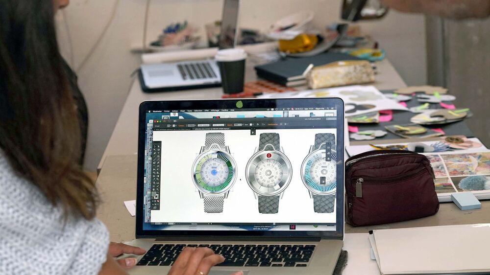Inside the World's Only Watch Design University