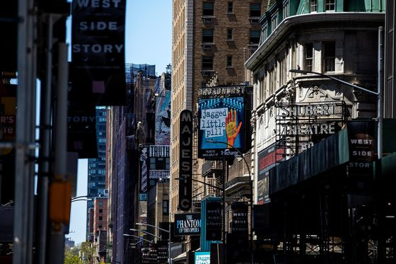 Broadway's Stagehands Struggle to Hold On Until Theaters Revive
