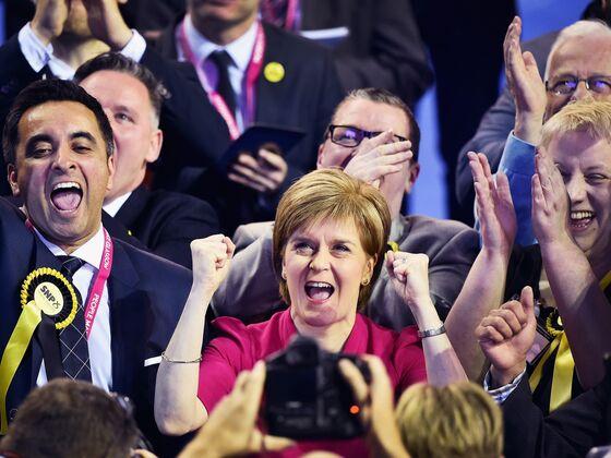 Boris Johnson's Tories Abandoned Scotland to Win Their Big Victory