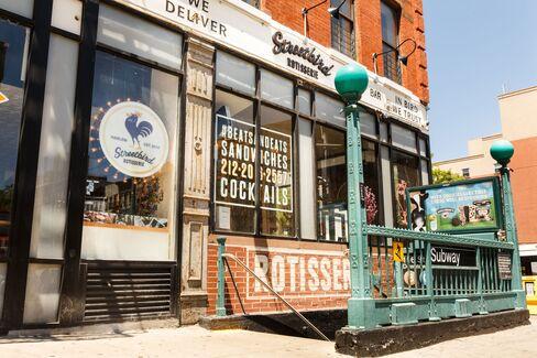 Marcus Samuelsson's new rotisserie restaurant in Harlem.