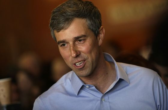 Beto O'Rourke Releases Tax Returns, Showing Income Topping $370,000 in 2017