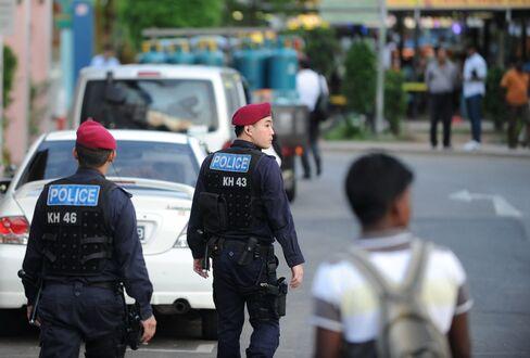 SOC Policemen