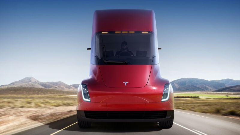 Tesla Unveils Worlds Fastest Production Car and Electric Big Rig – Trending Stuff