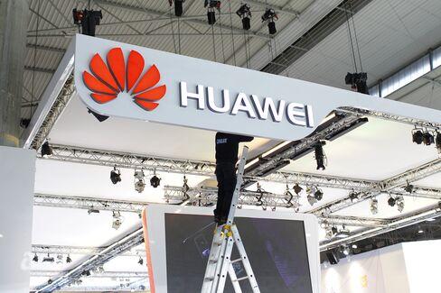Huawei Targets 10% Sales Growth on Smartphones, Cloud Computing