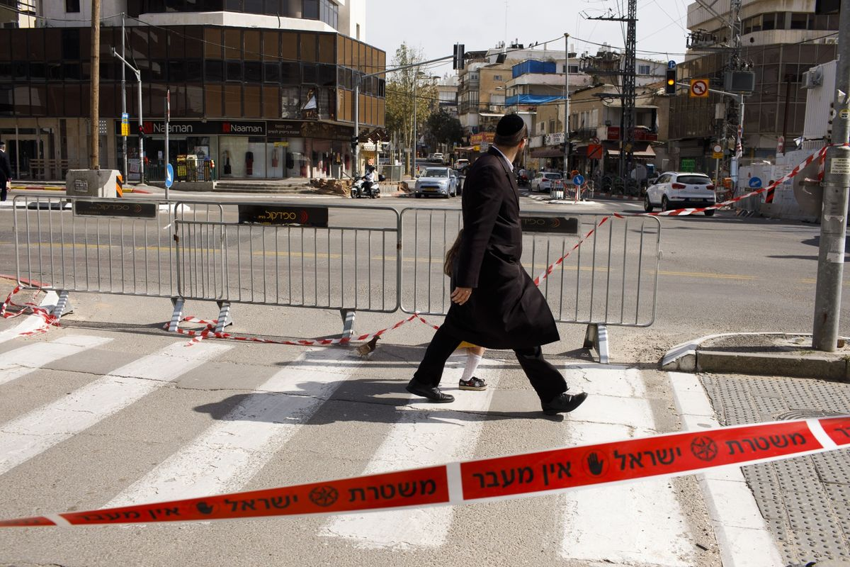 Israel Economy Takes Historic Hit But Tops Expectation for Worse