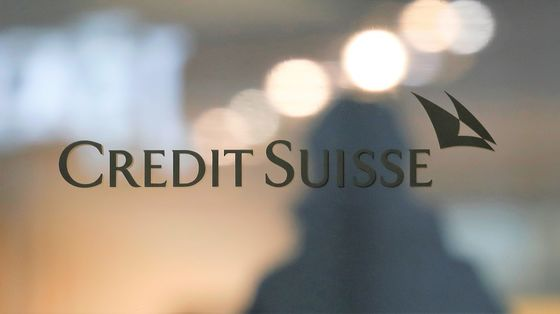 Credit Suisse Is Pushing for Full Control of China Venture