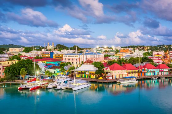 Tourism in Antigua and Barbuda Is Sending Covid Skyrocketing