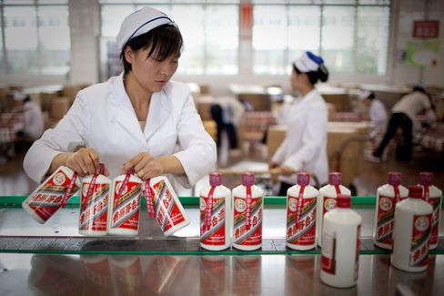 Chinese Liquor Maker Hit by a Crackdown Diversifies Into French Real Estate