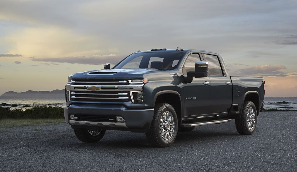Relates To Sel Burning Pickup Trucks Are Paying For Gm S Electric Future