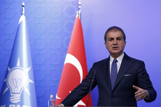 Erdogan's Party Says It's Getting Difficult to 'Hold' Refugees