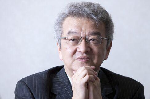 Tokyo University Dean Takatoshi Ito