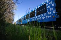 Alstom SA Hydrogen Powered Train Assembly And Operations