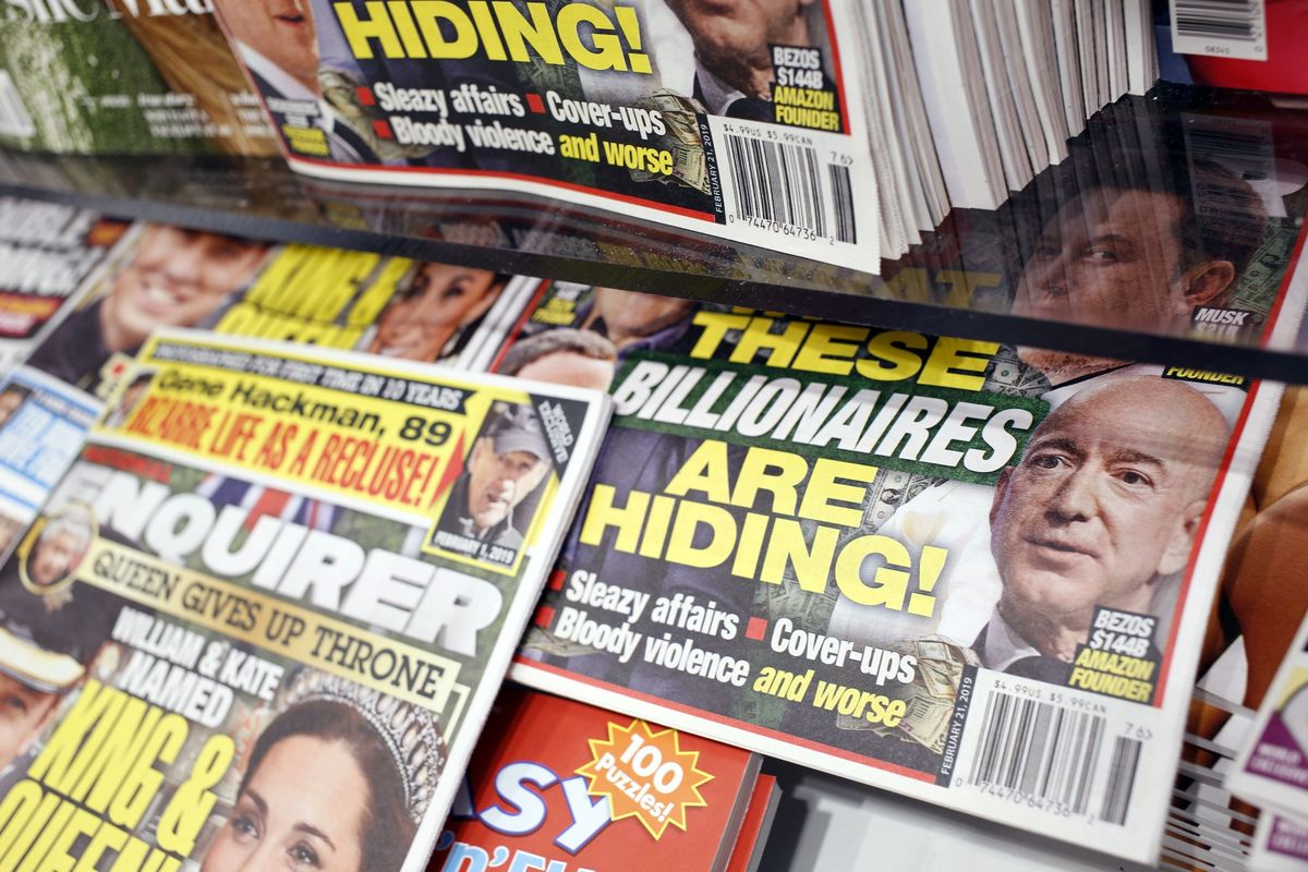 Chatham, Owner of National Enquirer, Adds Ex-SEC Lawyer Amid Review