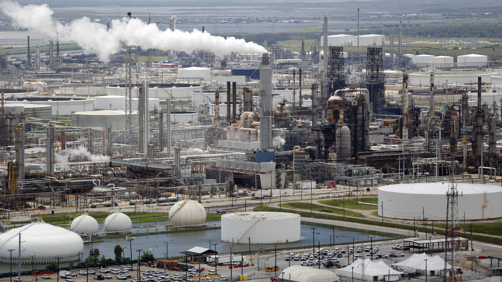Harvey Has Made the World's Most Important Chemical a Rare Commodity