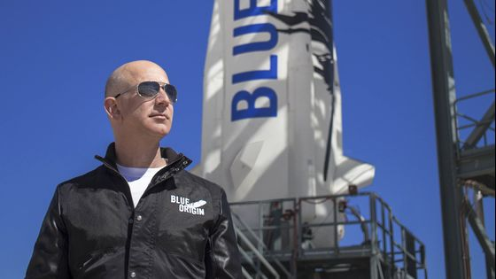 Bezos, Child Space Nerd, Gets His Chance to Join the Astronaut Club