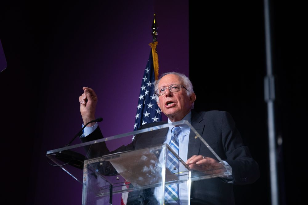 Bernie sanders betting the game bet on netflix