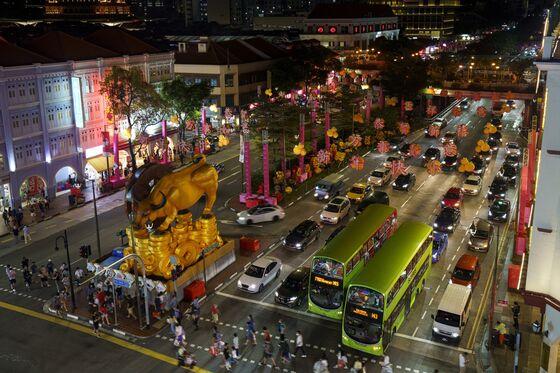 No Festive Bump for Singapore Restaurants Over Lunar New Year