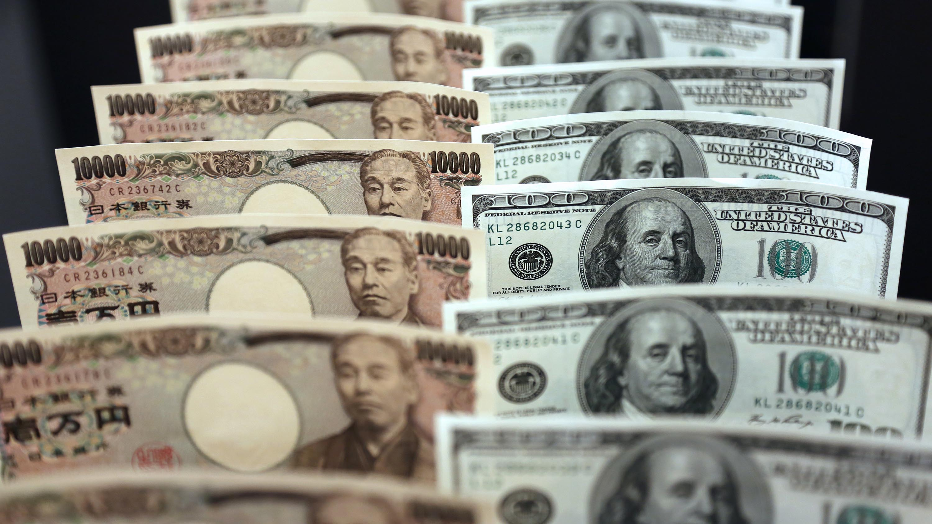 Trump Bubble Burst Will Drive Yen To 98 Per Dollar Ubs Wealth Bloomberg