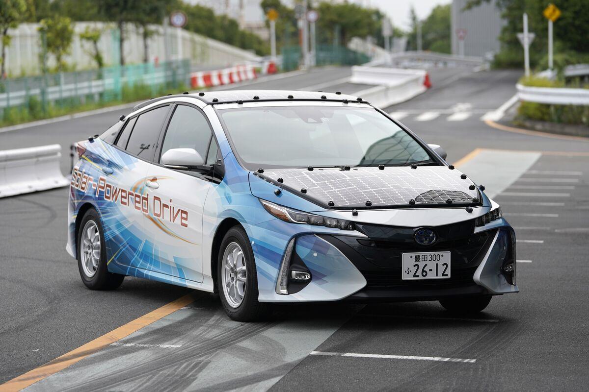 Toyota Prius Solar Package