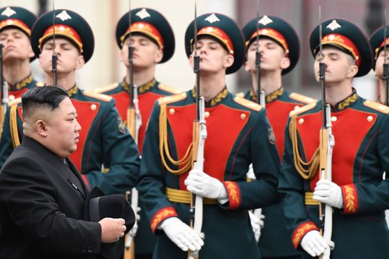 Here's What Kim Jong Un Wants From Russia