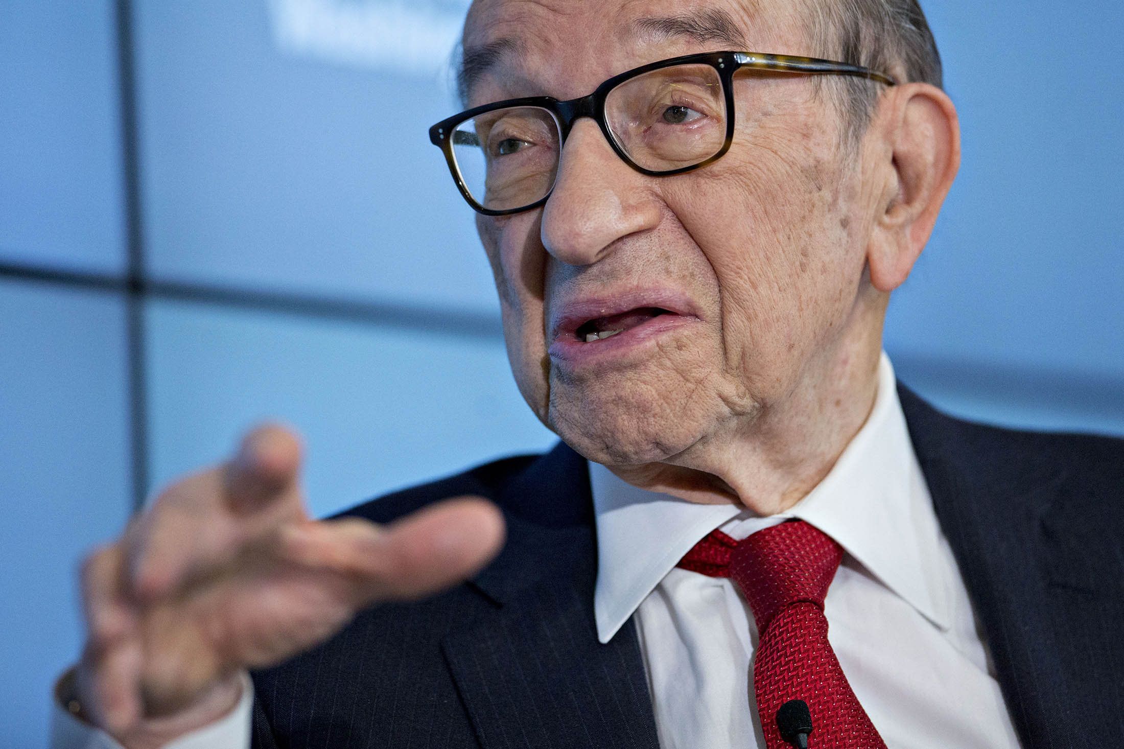 Greenspan S Irrational Exuberance Looks Entrenched 20