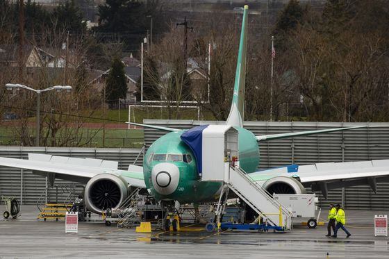 Boeing Plane Certification Probe Began Before Second Crash