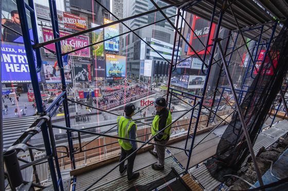 Times Square Developer Eyes Casino to Anchor Broadway Project