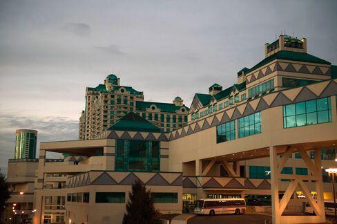 Blackstone Wins Casino Work