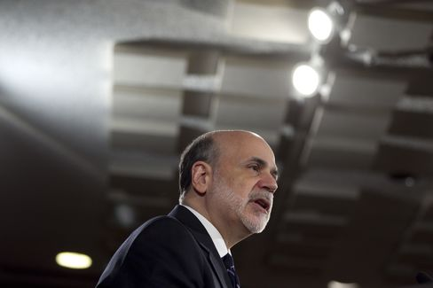 Bernanke Signals Further Easing Unlikely