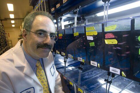Stem Cell Scientist Leonard Zon