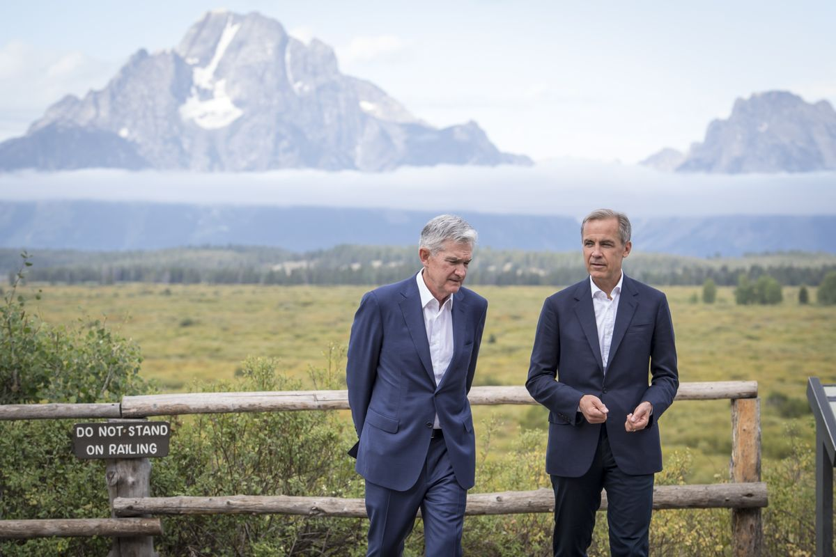 Central Banks Can't Save the World Economy: Jackson Hole Update