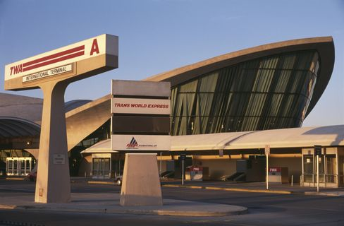 The TWA Terminal in 1961