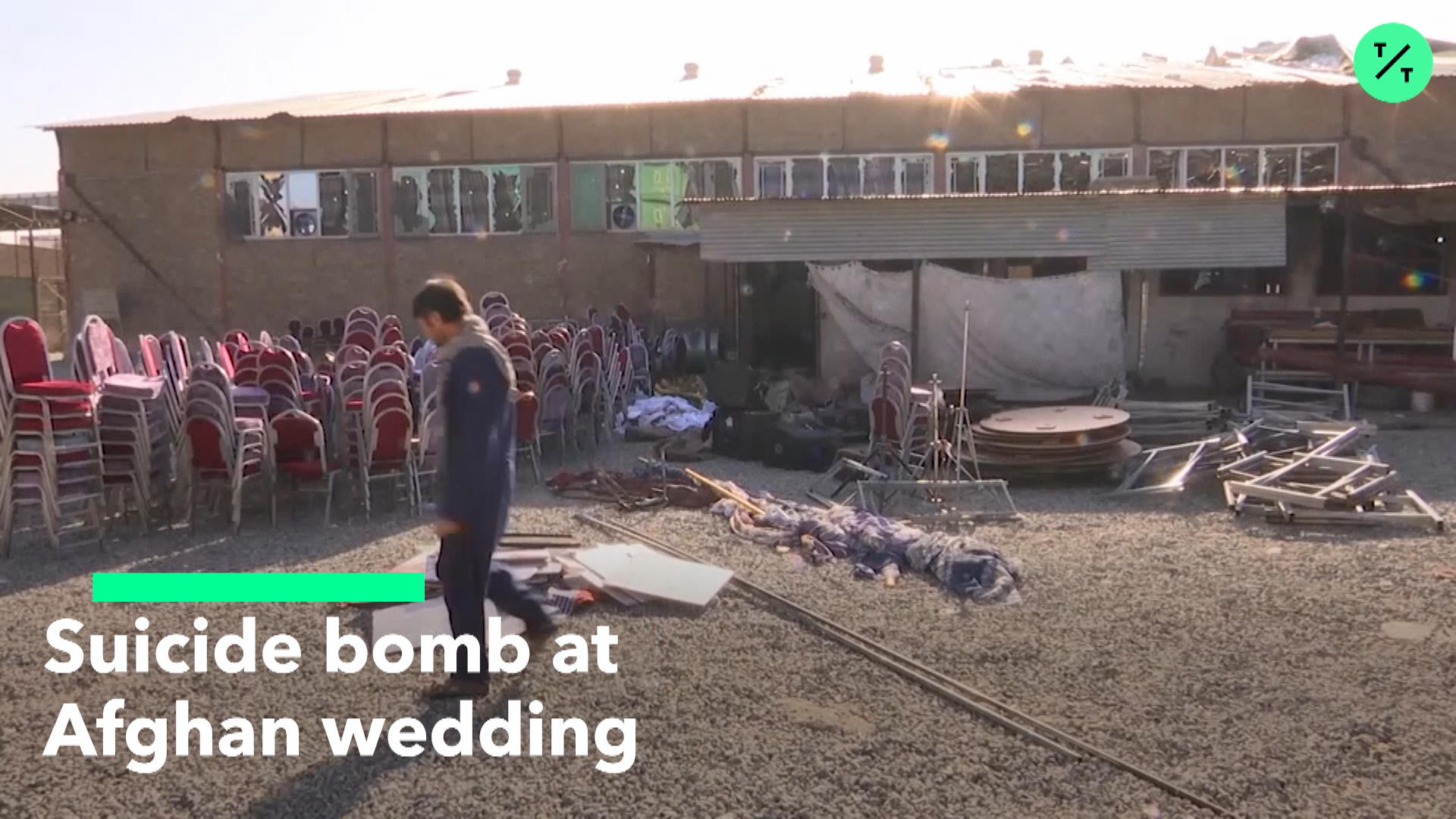 Suicide Bomb At Afghan Wedding