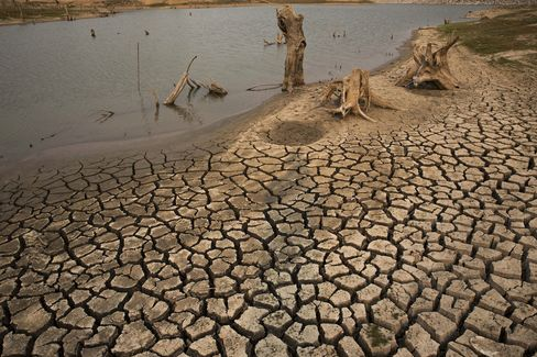 Mai Jok Luang Reservoir Declared Dry As Drought Continues
