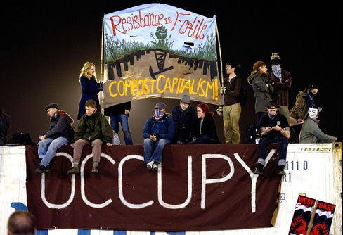Occupy Wall Street Plans Global Disruption of Status Quo May 1