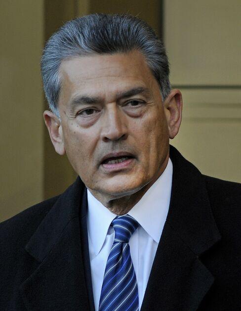 Former Goldman Sachs Inc. Director Rajat Gupta
