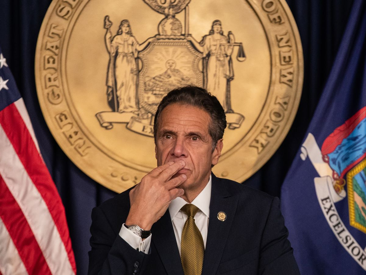 Cuomo Struggles to Hang On to Power as N.Y. Awaits Next Move