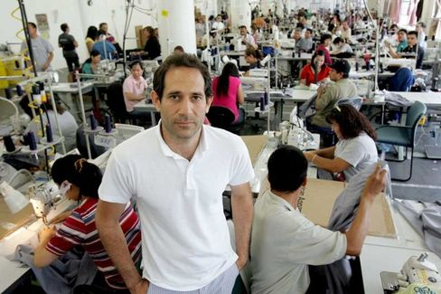 American Apparel's Rescue Deal Leaves Charney's Fate Uncertain
