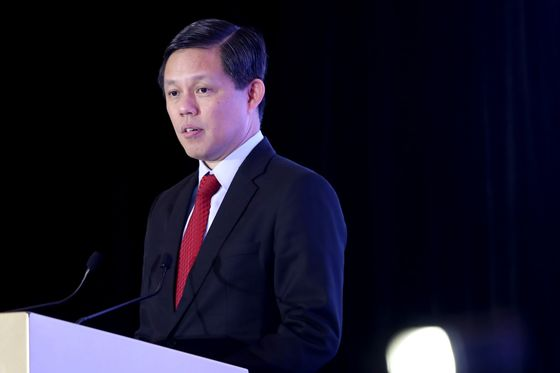 Singapore's Trade MinisterWarns of Economic Risks from Divided U.S.