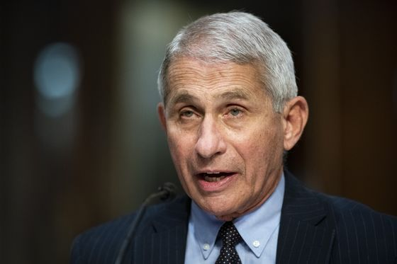 Fauci Says Young People Are 'Inadvertently' Spreading Covid-19