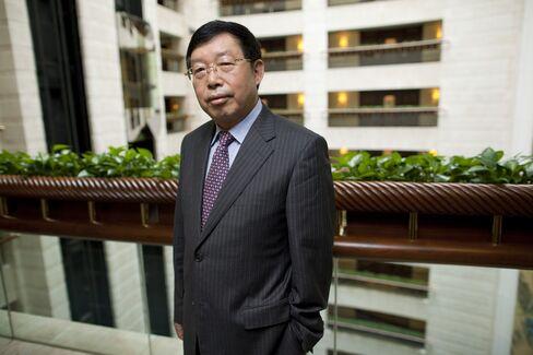 China Communications Construction Co. Chairman Zhou  Jichang