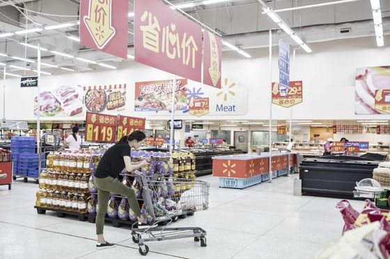 Even Walmart Faces Slower Sales inChina,But CEO Says Not to Worry