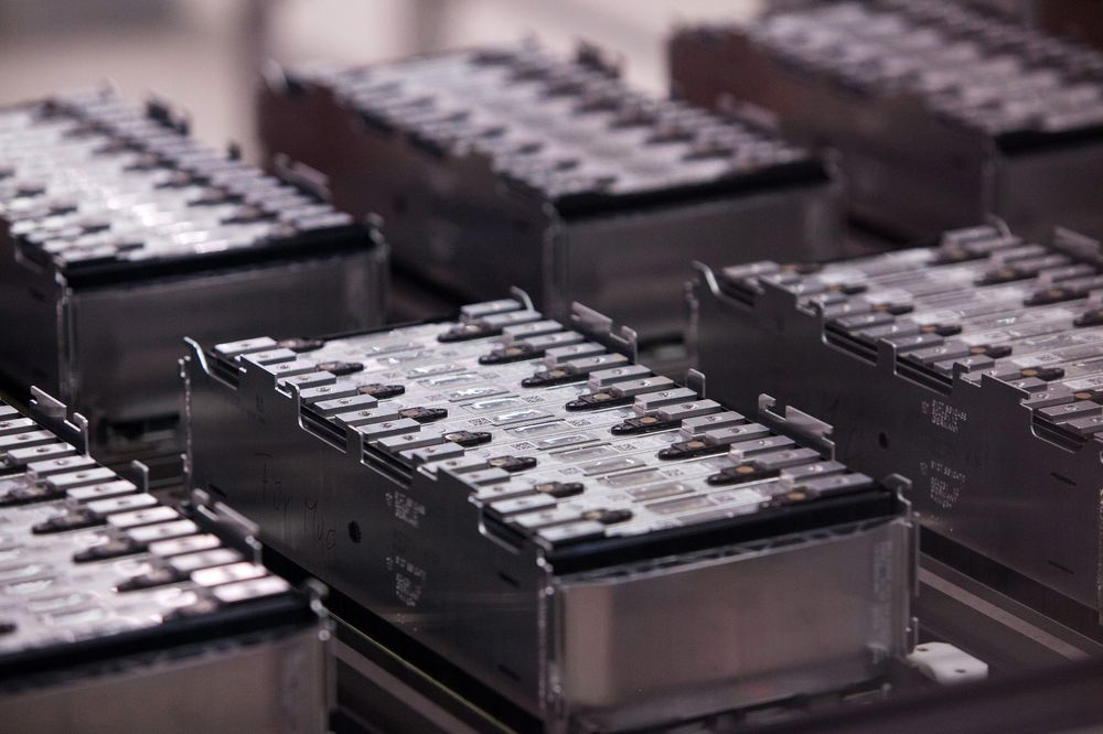 China's Giving Batteries a Second Life