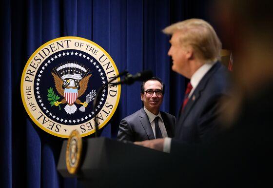 Mnuchin Rejects House Democrats' Demand for Trump's Tax Returns