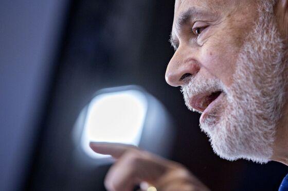 Bernanke Says U.S. Economy Faces `Wile E. Coyote' Moment in 2020