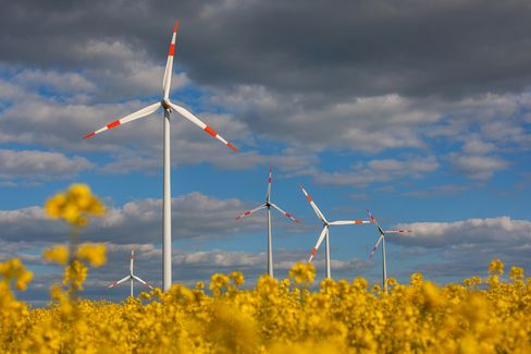 Wind Turbines in Germany