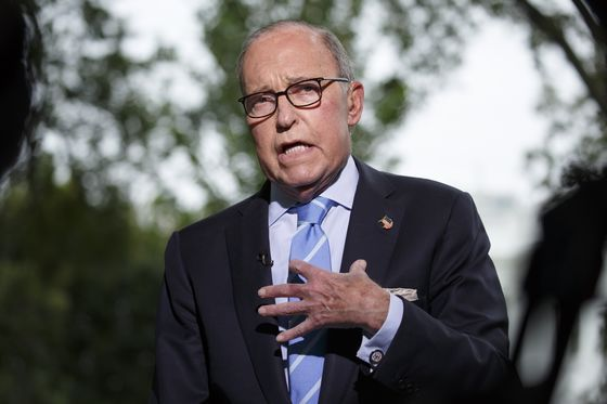 Kudlow Says Trump Respects Fed Independence Despite Criticism