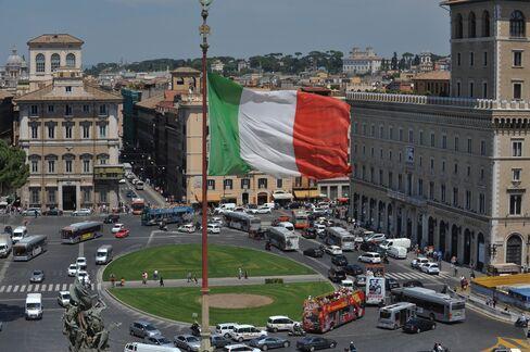 Italian Swap Cases Increase