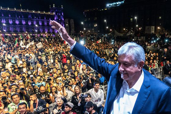 AMLO's Money Guy Sends Message to Anxious Wall Street Crowd