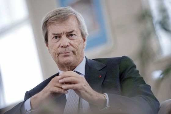 Loeb Builds Vivendi Stake at Crunch Time for Bollore's Empire